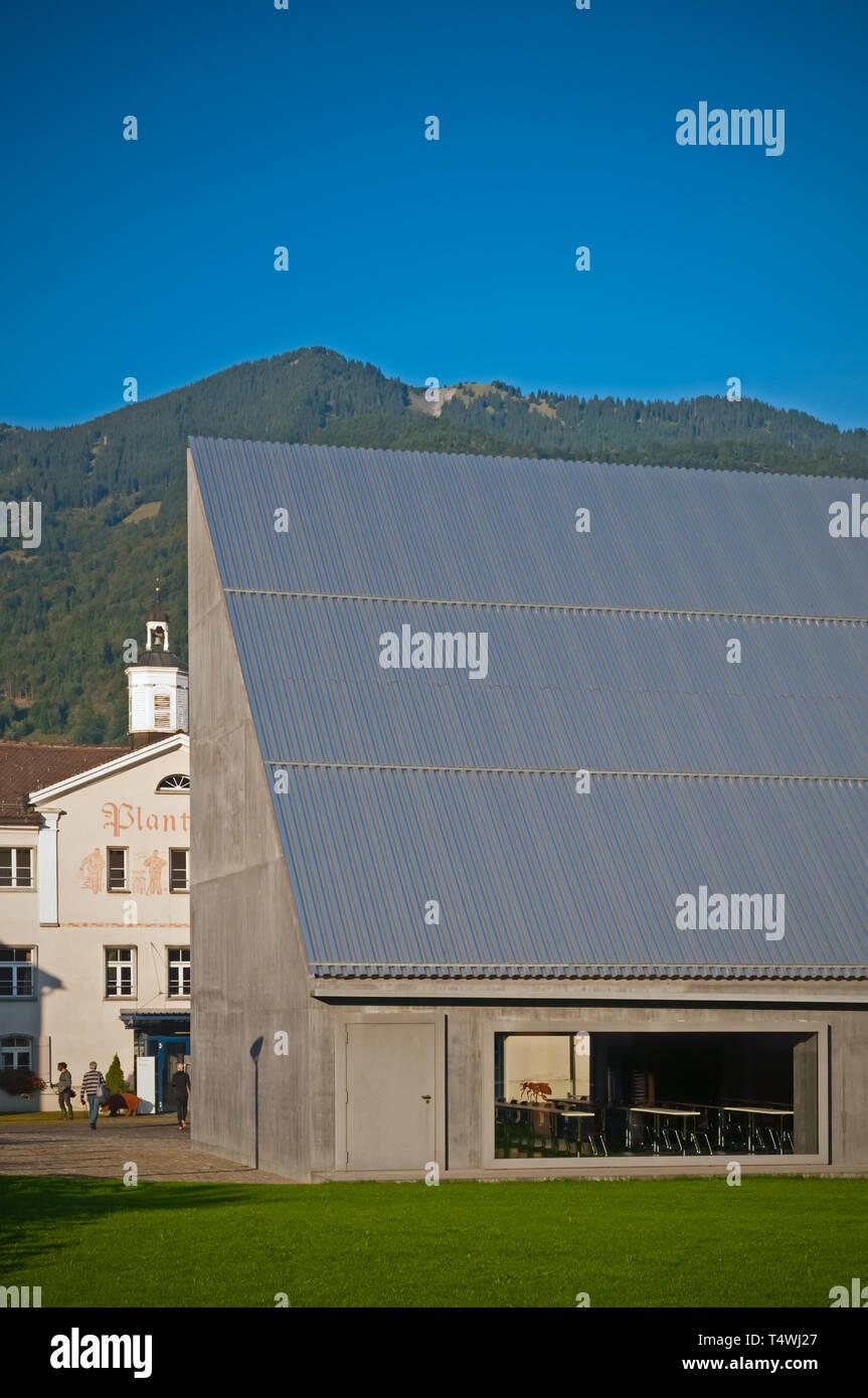 Modern architecture in Switzerland - Stock Image