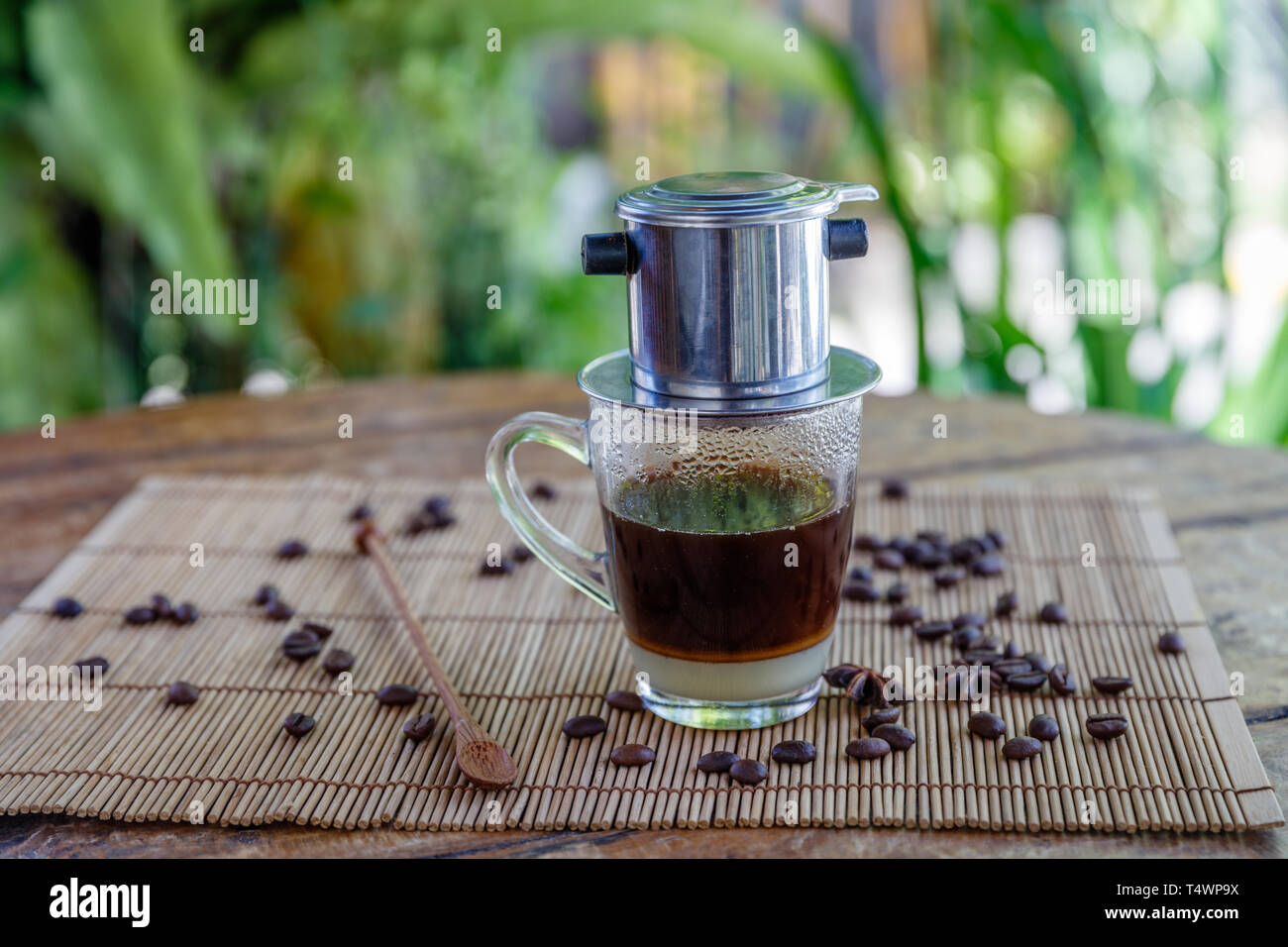 Vietnamese Drip Filter High Resolution Stock Photography And Images Alamy
