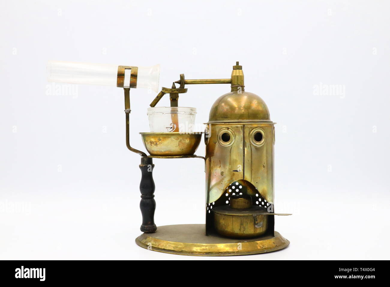 Antique Aerosol Atomizer - Stock Image