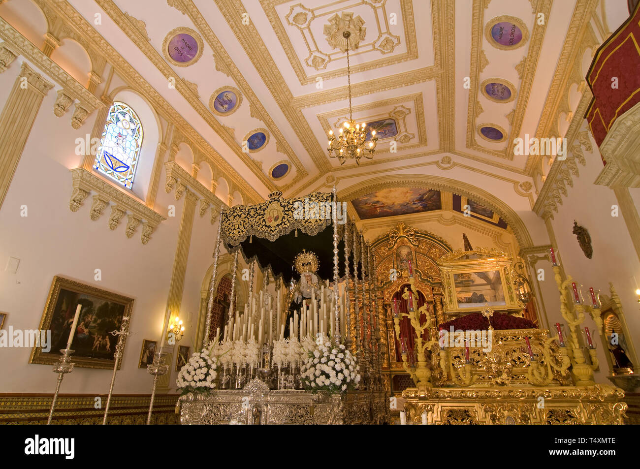 Hermitage Of Our Lady Stock Photos & Hermitage Of Our Lady Stock ...