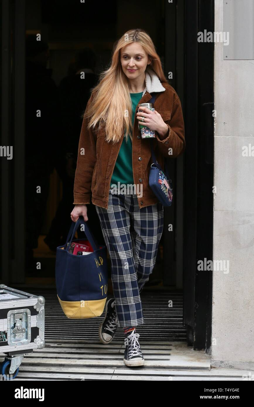 best sneakers outlet store shop best sellers Fearne Cotton seen leaving Radio 2 Featuring: Fearne Cotton ...