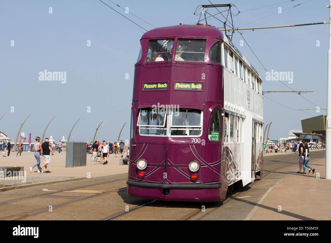 English Streetcar Stock Photos & English Streetcar Stock