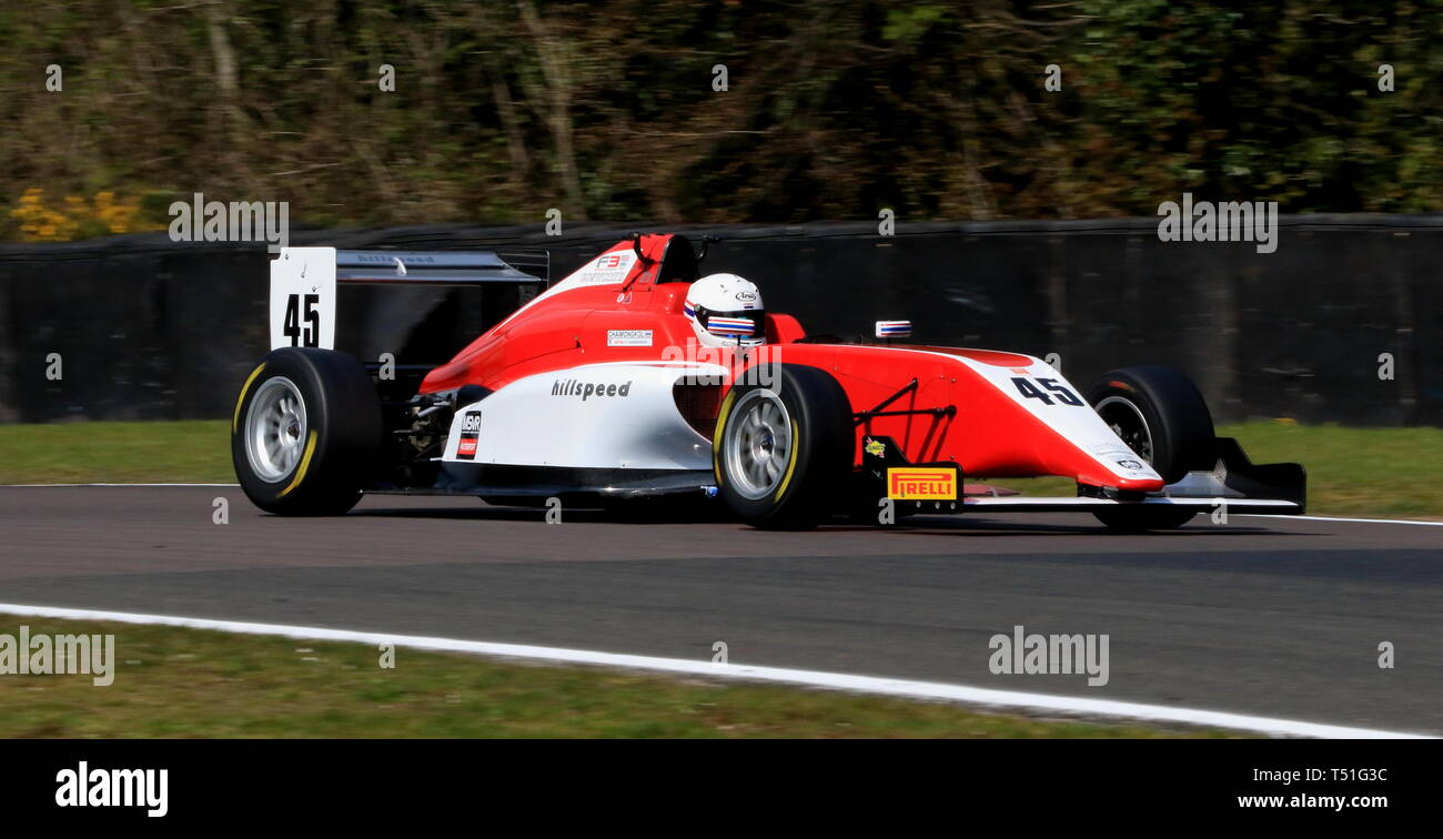 BRITISH F3 - Stock Image
