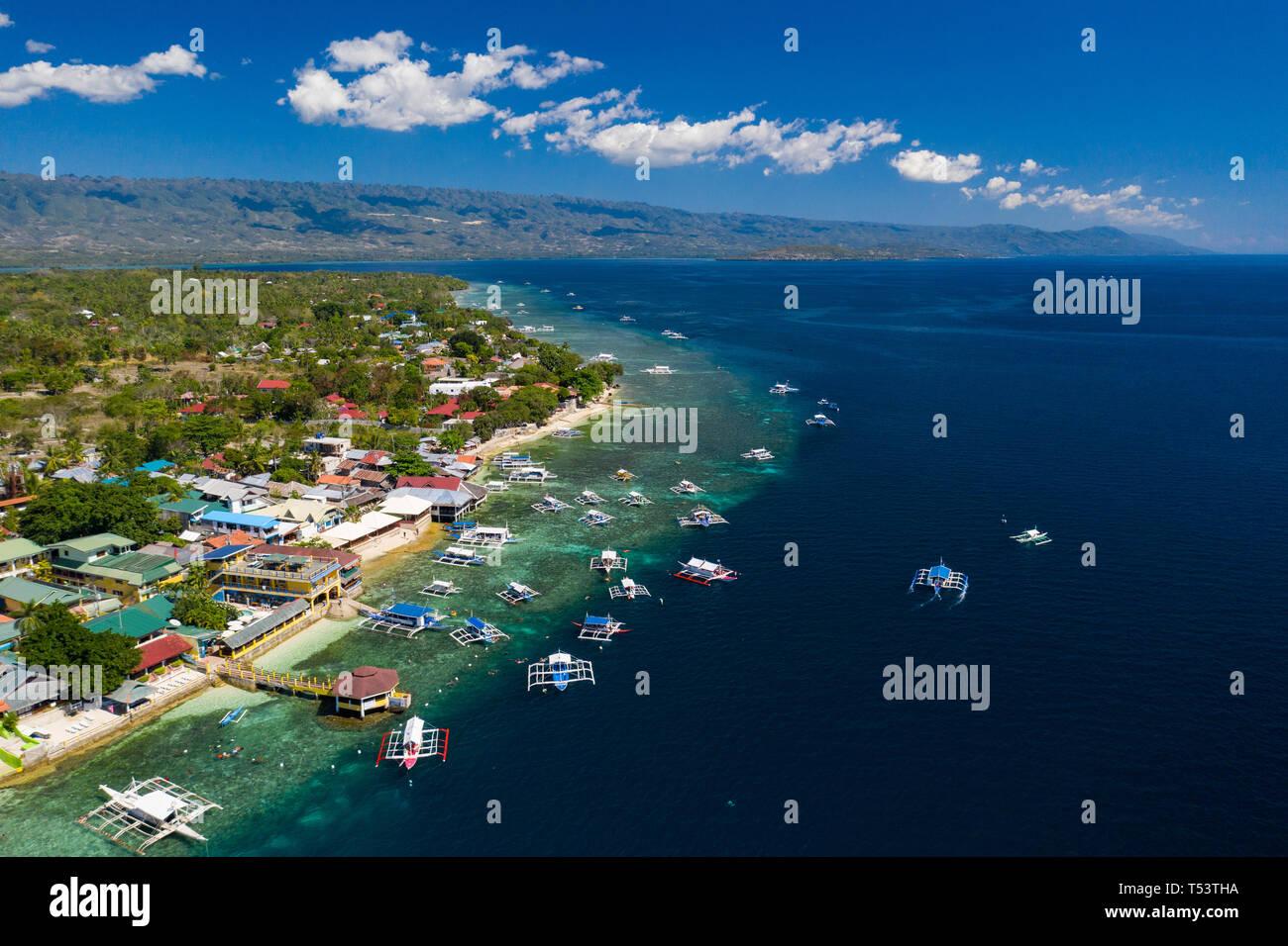 Moalboal Cebu Philippines Stock Photos Moalboal Cebu Philippines