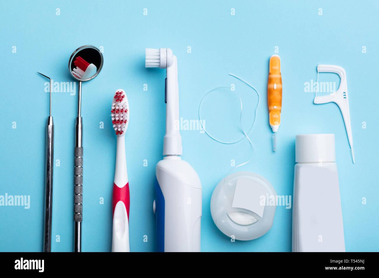 Dental Instrument Stock Photos & Dental Instrument Stock