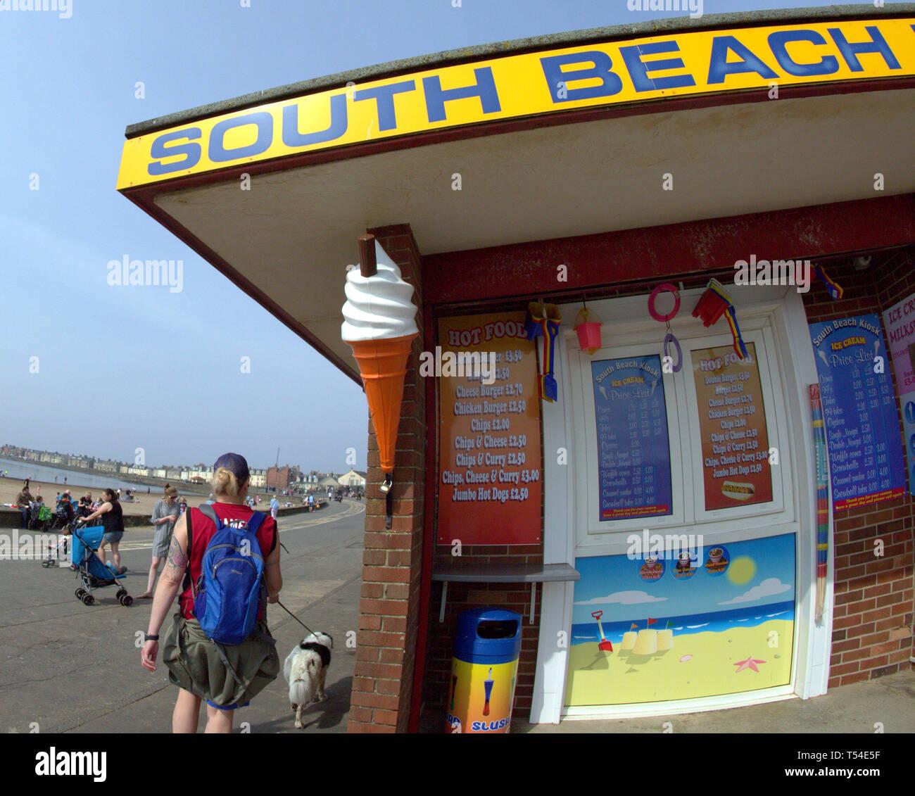 Troon South Beach Stock Photos & Troon South Beach Stock