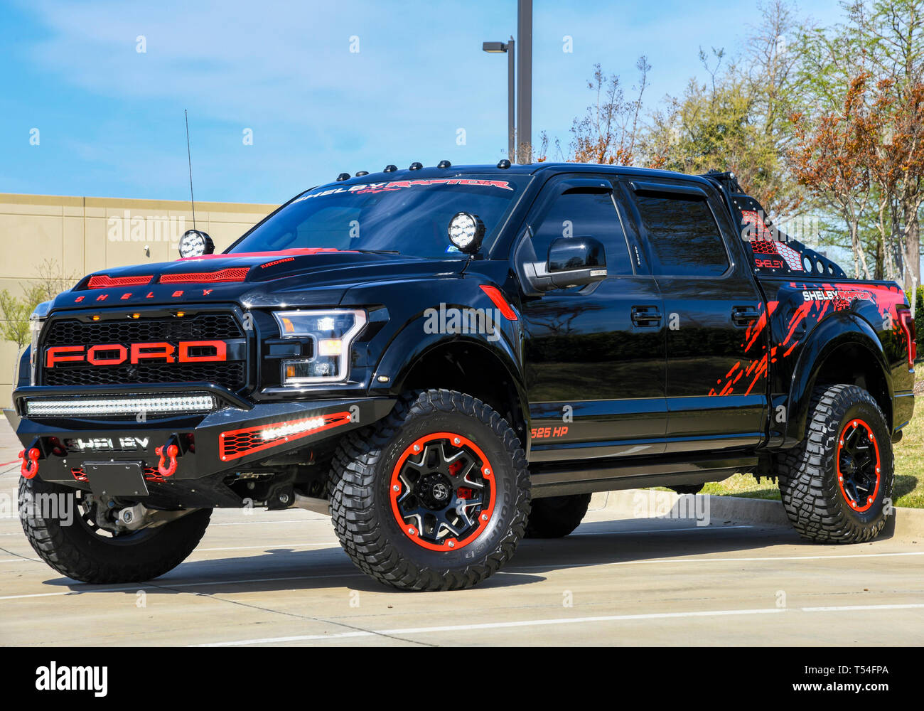 Ford F 150 Raptor High Resolution Stock Photography And Images Alamy