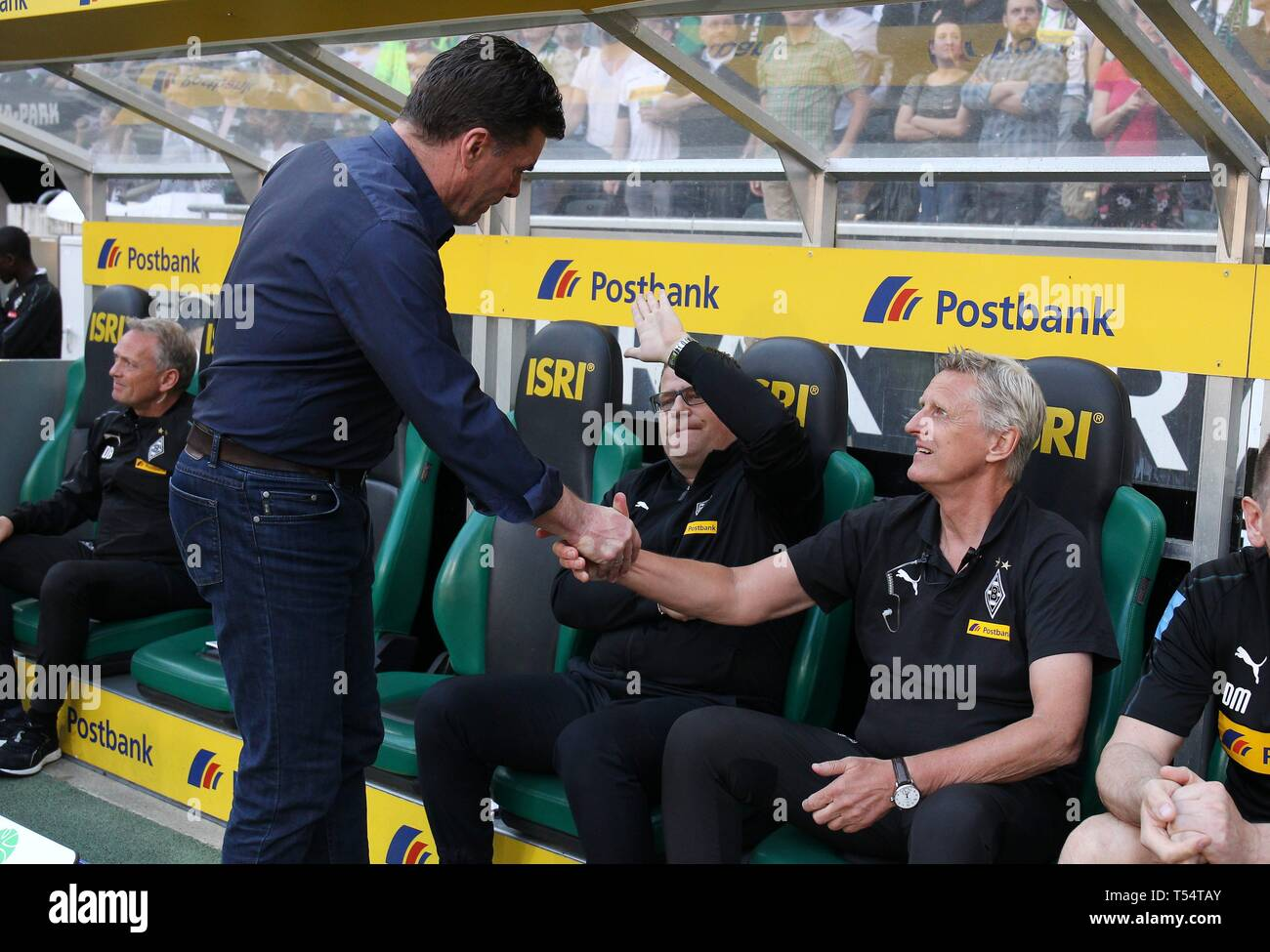 Manager Dieter Hecking High Resolution Stock Photography And Images Alamy