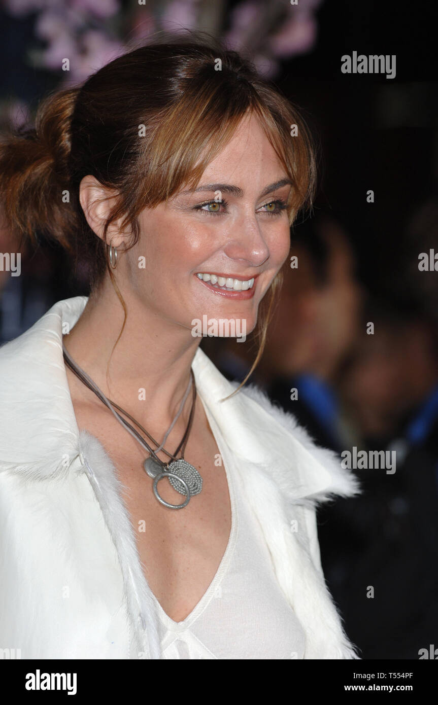 LOS ANGELES, CA. December 04, 2005: Actress DIANE FARR at the Los Angeles premiere of Memoirs of a Geisha. © 2005 Paul Smith / Featureflash Stock Photo