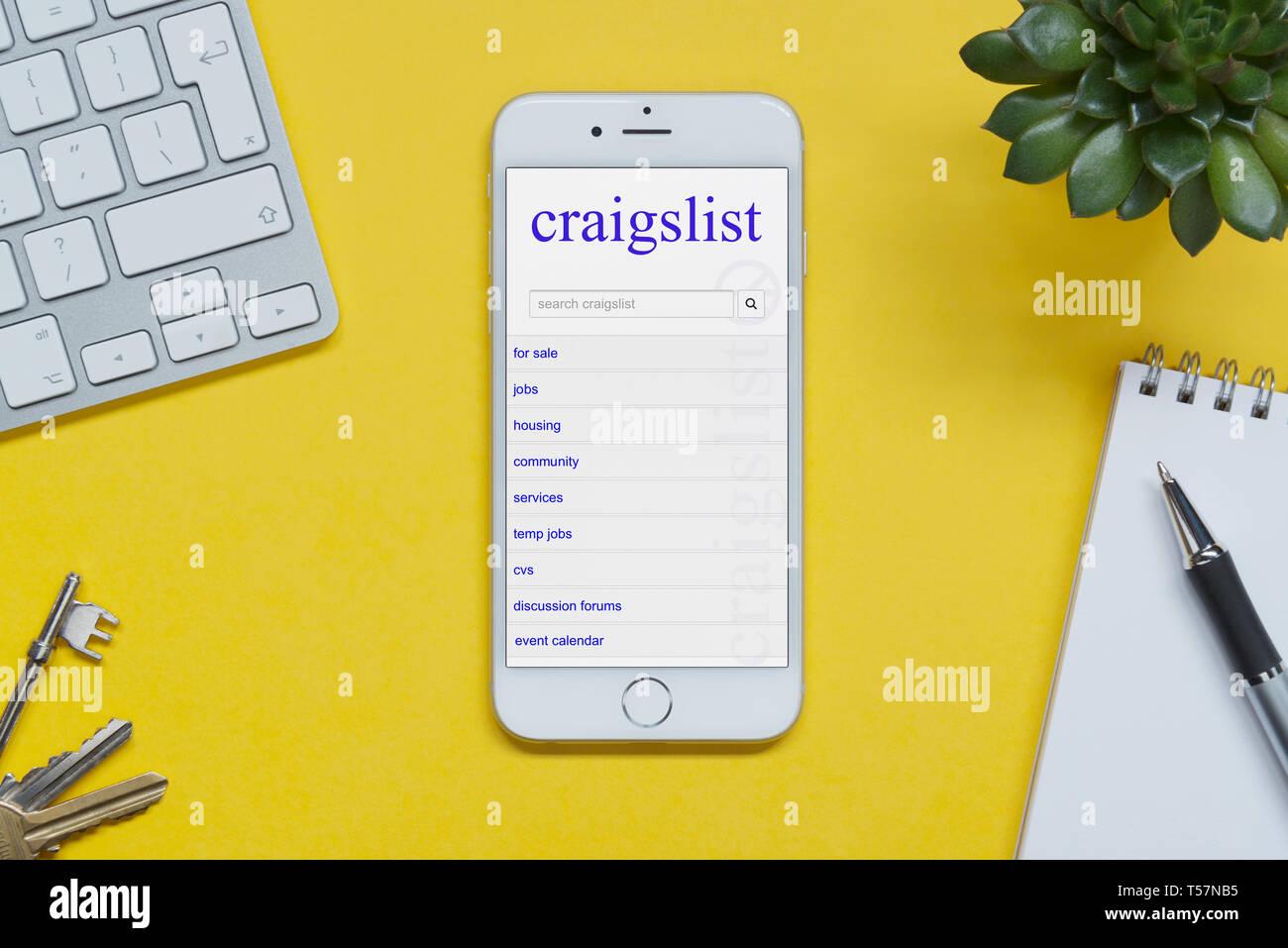 Craigslist Stock Photos & Craigslist Stock Images - Alamy
