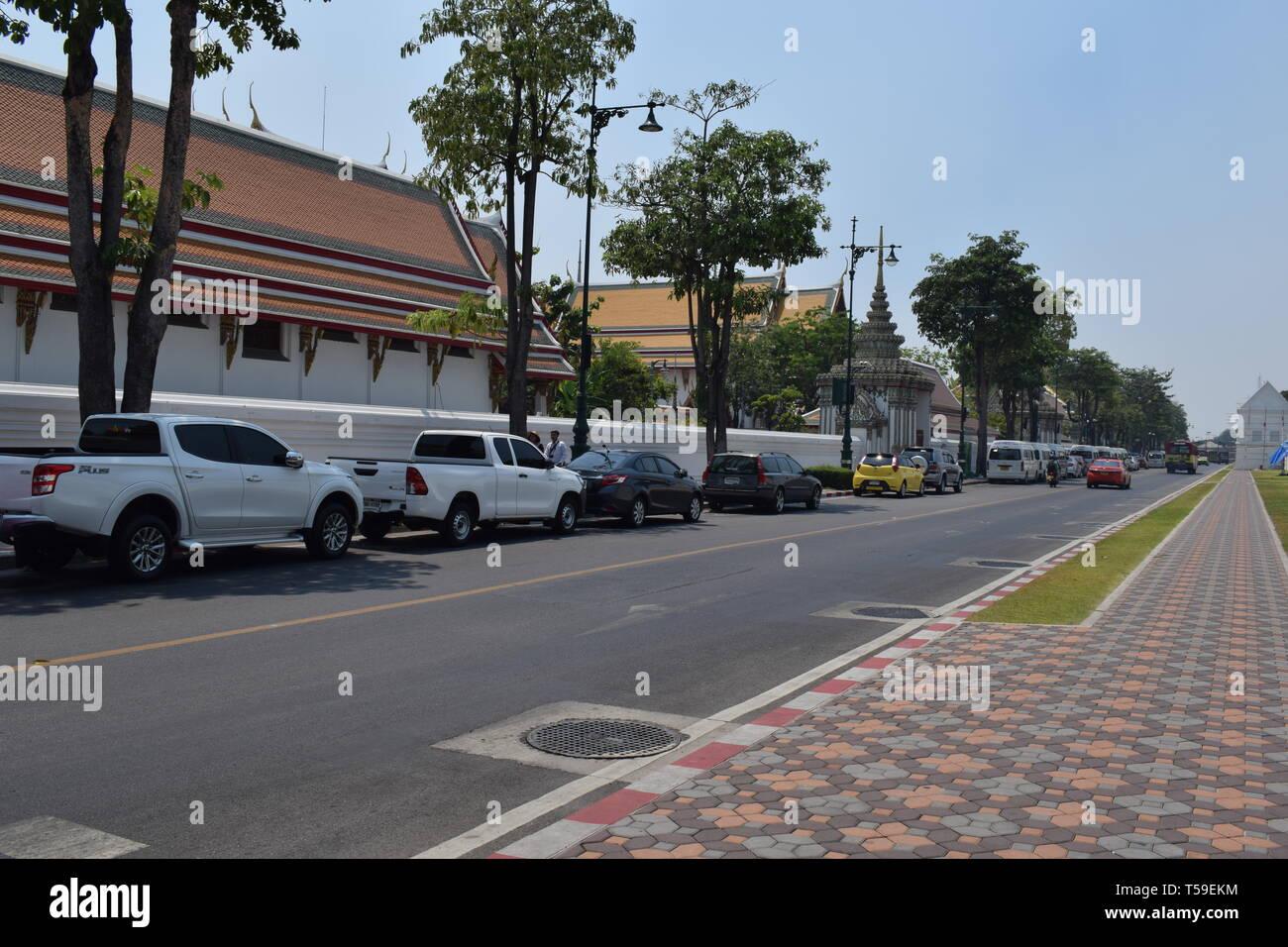 Bangkok - Stock Image