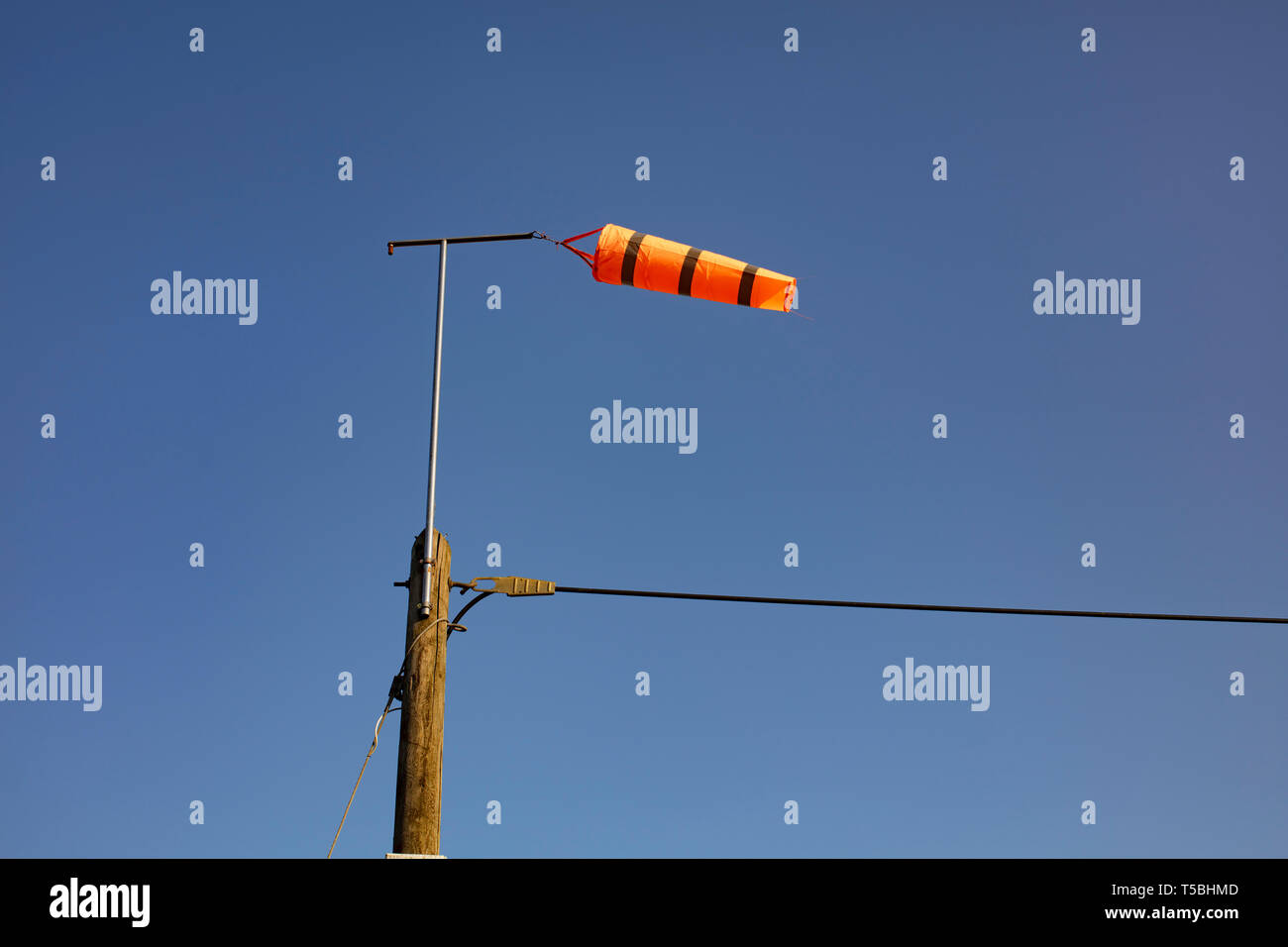 Windfahne - Stock Image