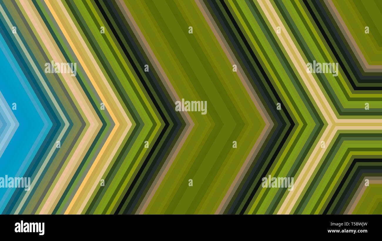 Abstract Olive Green Background Geometric Arrow