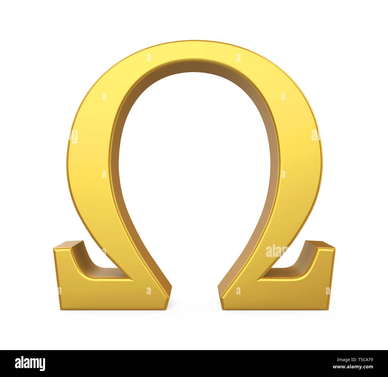 Greek Letter Omega Stock Photos Amp Greek Letter Omega Stock