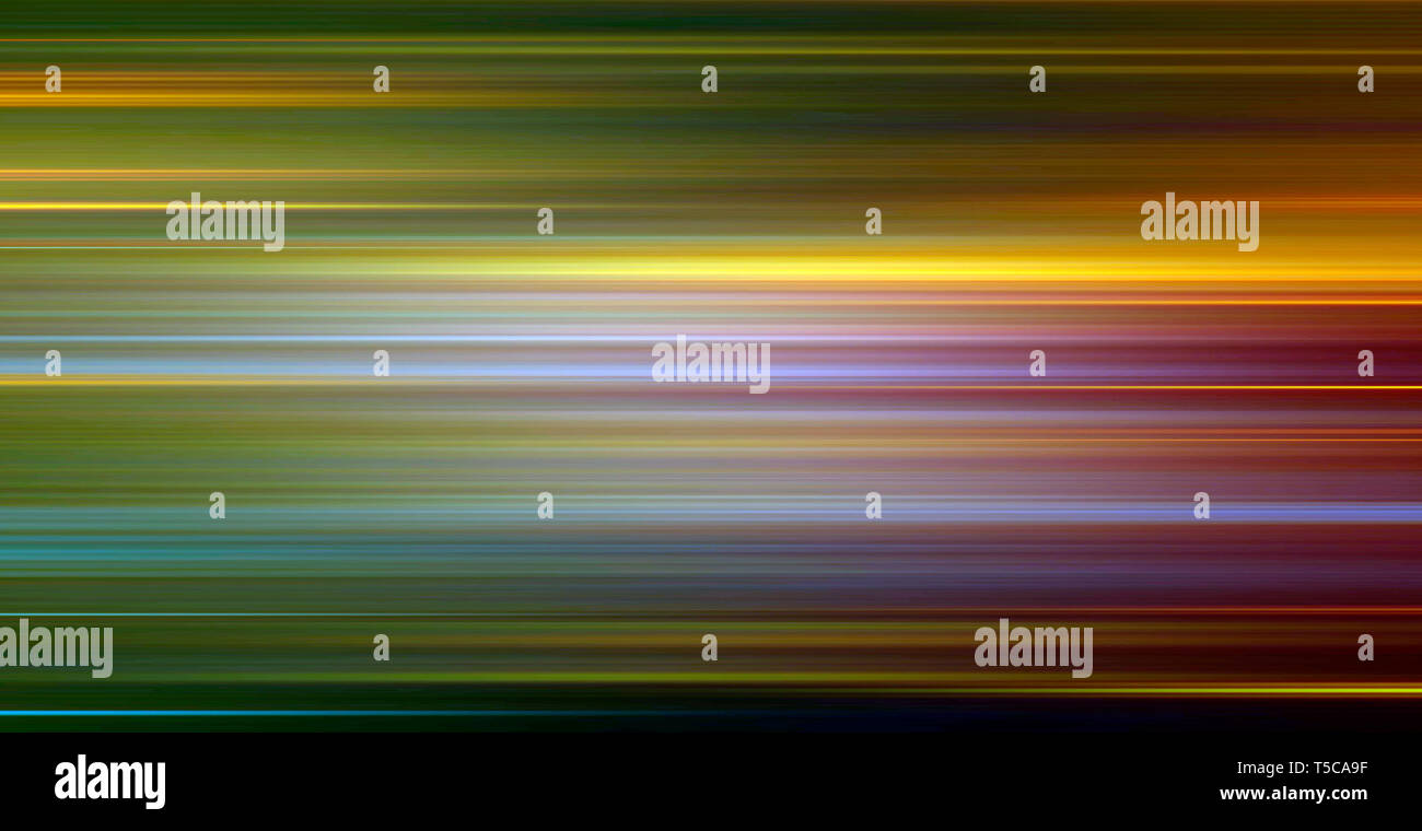 Horizontal strip lines. Abstract background. Stock Photo