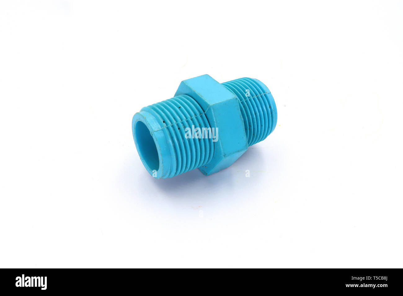 Pvc Pipe Fitting Stock Photos Pvc Pipe Fitting Stock