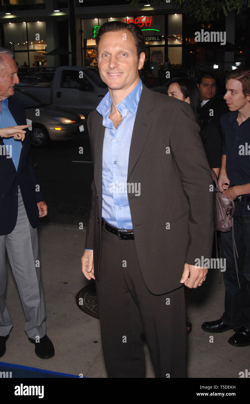 LOS ANGELES, CA. September 13, 2006: Actor/director TONY GOLDWYN at the Los Angeles premiere of his new movie 'The Last Kiss'. © 2006 Paul Smith / Featureflash - Stock Image