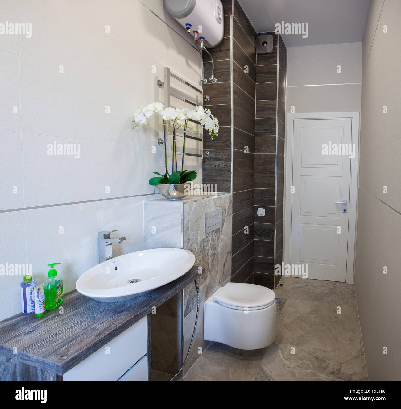 interior, apartment renovation, construction, renovation Stock Photo