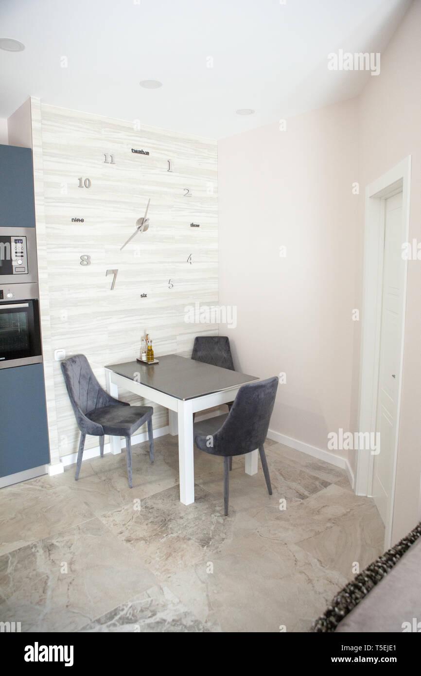 interior, apartment renovation, construction, renovation Stock Photo