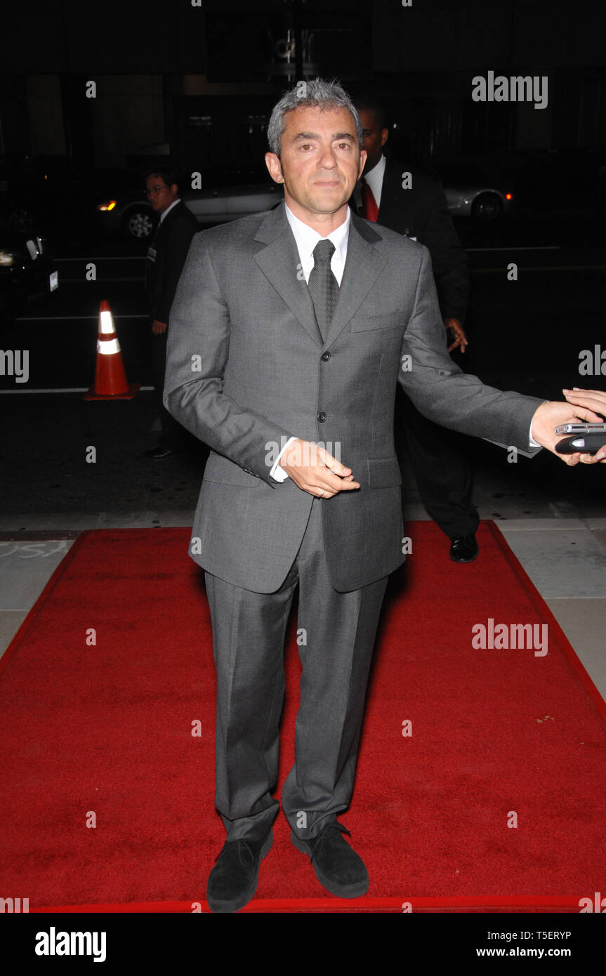 LOS ANGELES, CA. October 03, 2006: DANIEL BATTSEK, president of Miramax Films, at the Los Angeles premiere of 'The Queen'. Picture: Paul Smith / Featureflash - Stock Image