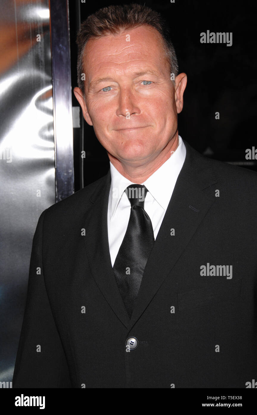 LOS ANGELES, CA. October 09, 2006: ROBERT PATRICK at the Los Angeles premiere of 'Flags of our Fathers'. Picture: Paul Smith / Featureflash - Stock Image