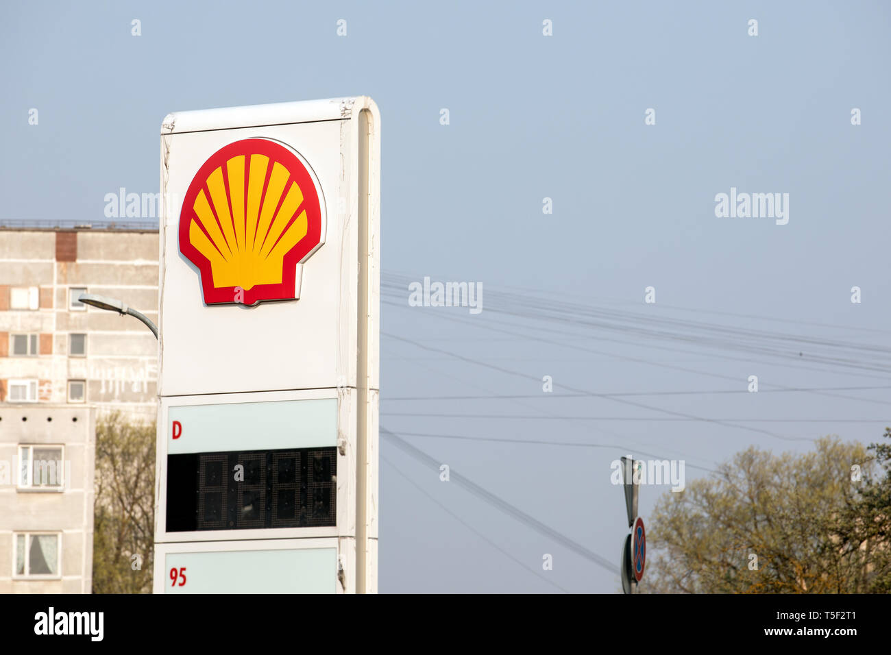 Shell Station Stock Photos & Shell Station Stock Images - Alamy