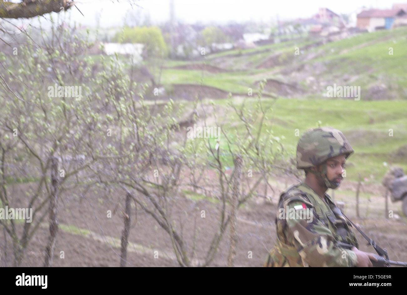 Kosovo Forces Stock Photos & Kosovo Forces Stock Images - Alamy