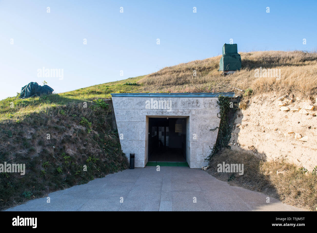 Thracian Tomb Of Sveshtari Unesco World Heritage Site Razgrad