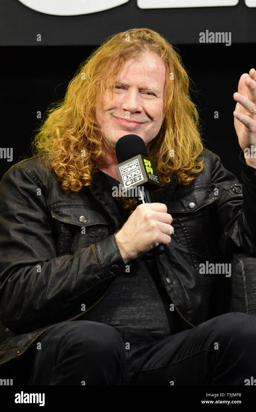 Dave Mustaine band Megadeth discusses partnership on