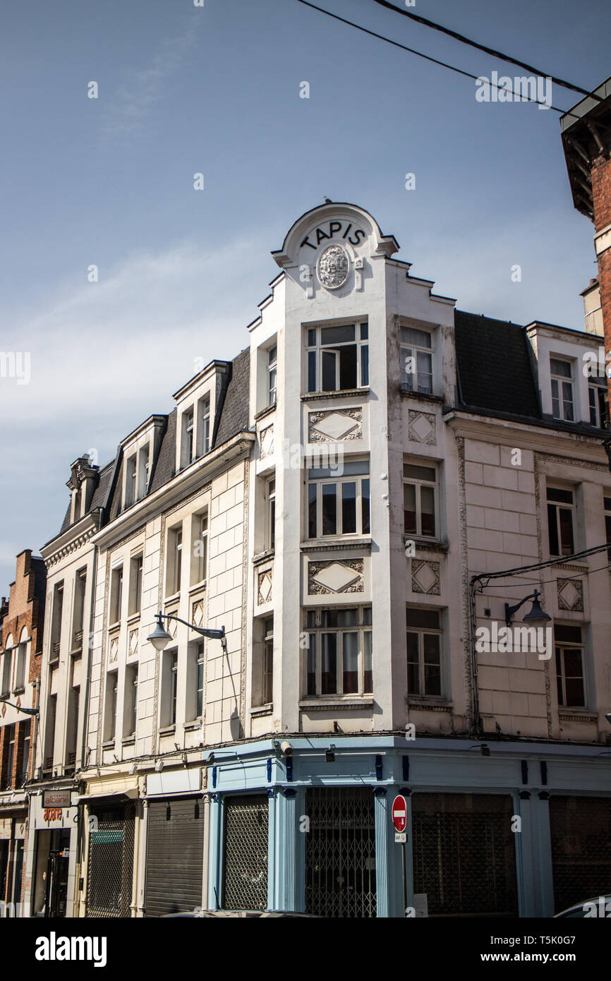 Arras (France) - Stock Image