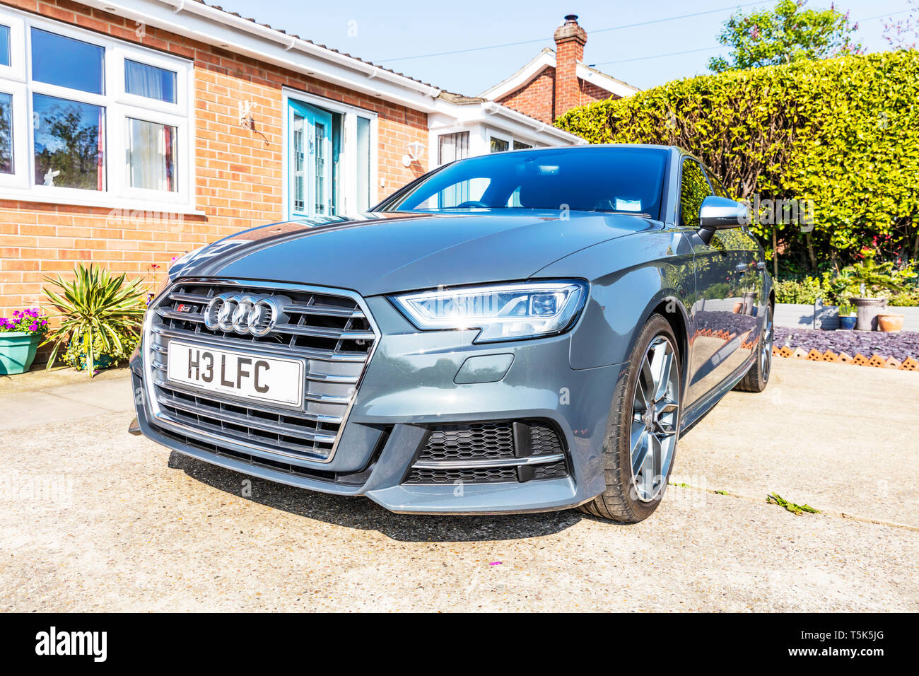 Audi Car High Resolution Stock Photography And Images Alamy