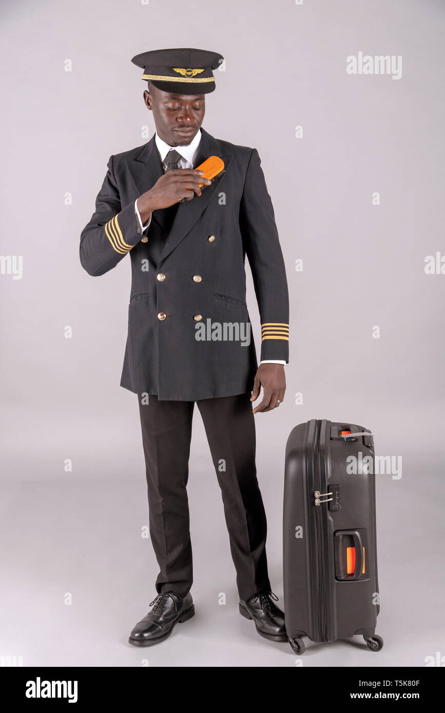 06198a8f66ccb Captains Uniform Stock Photos   Captains Uniform Stock Images - Alamy