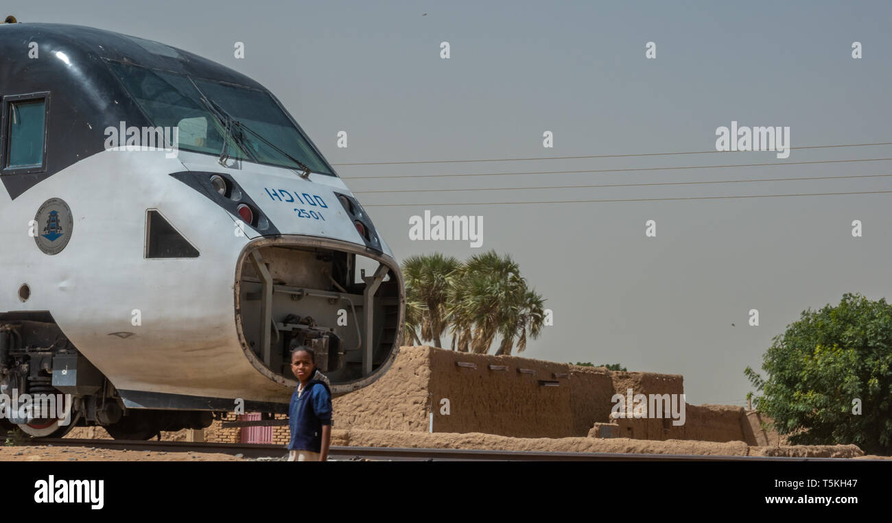Sudanese Railway Stock Photos & Sudanese Railway Stock Images - Alamy