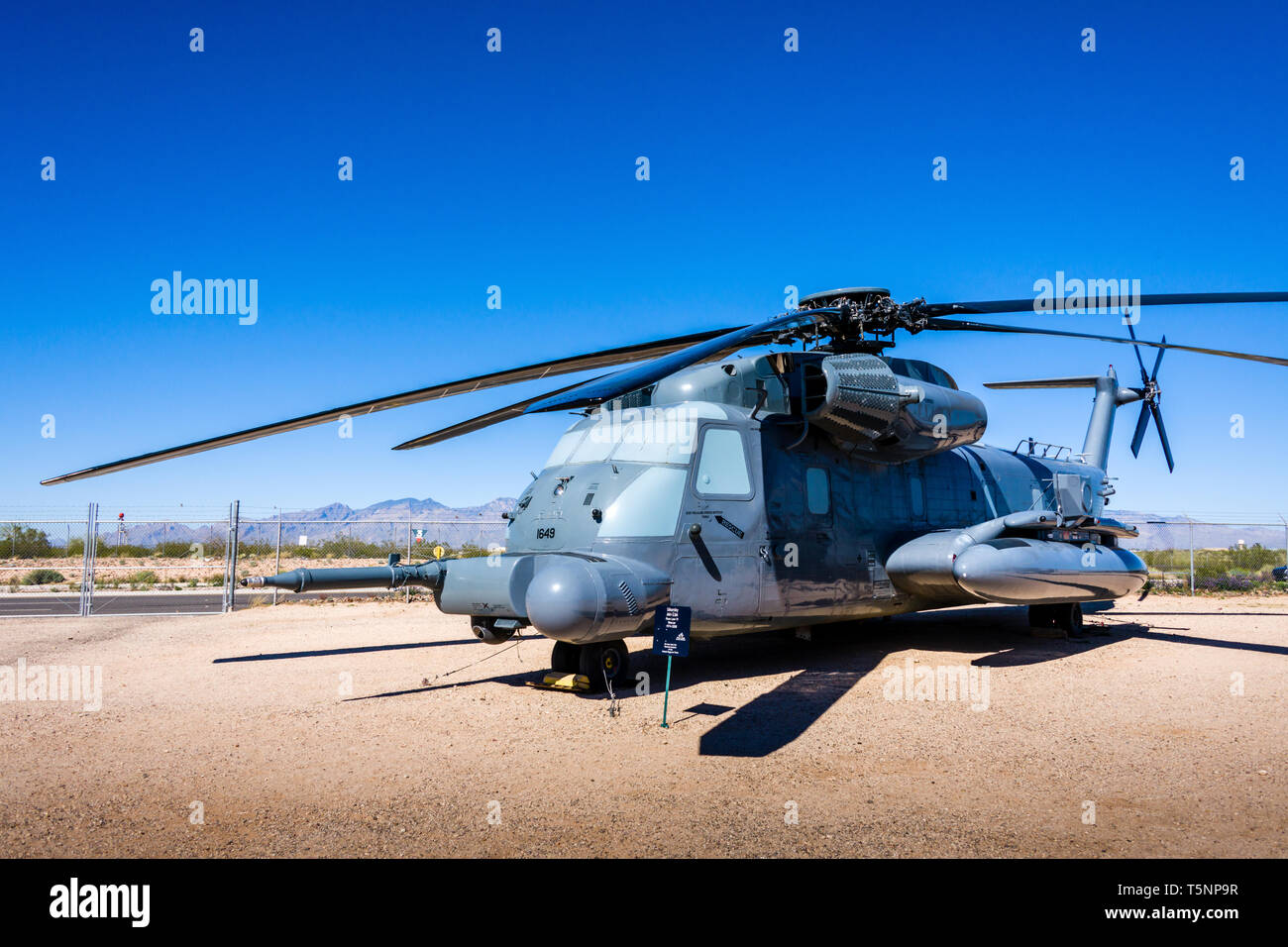 Sikorsky MH-53M Pave Low IV - Stock Image