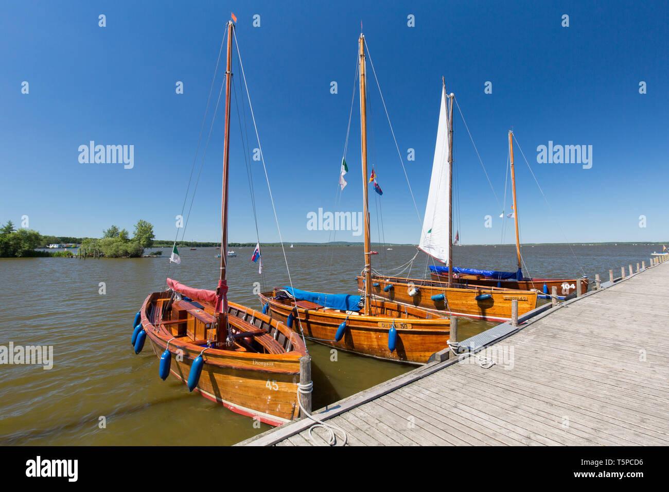 Old Wooden Sailing Boats Stock Photos Old Wooden Sailing Boats