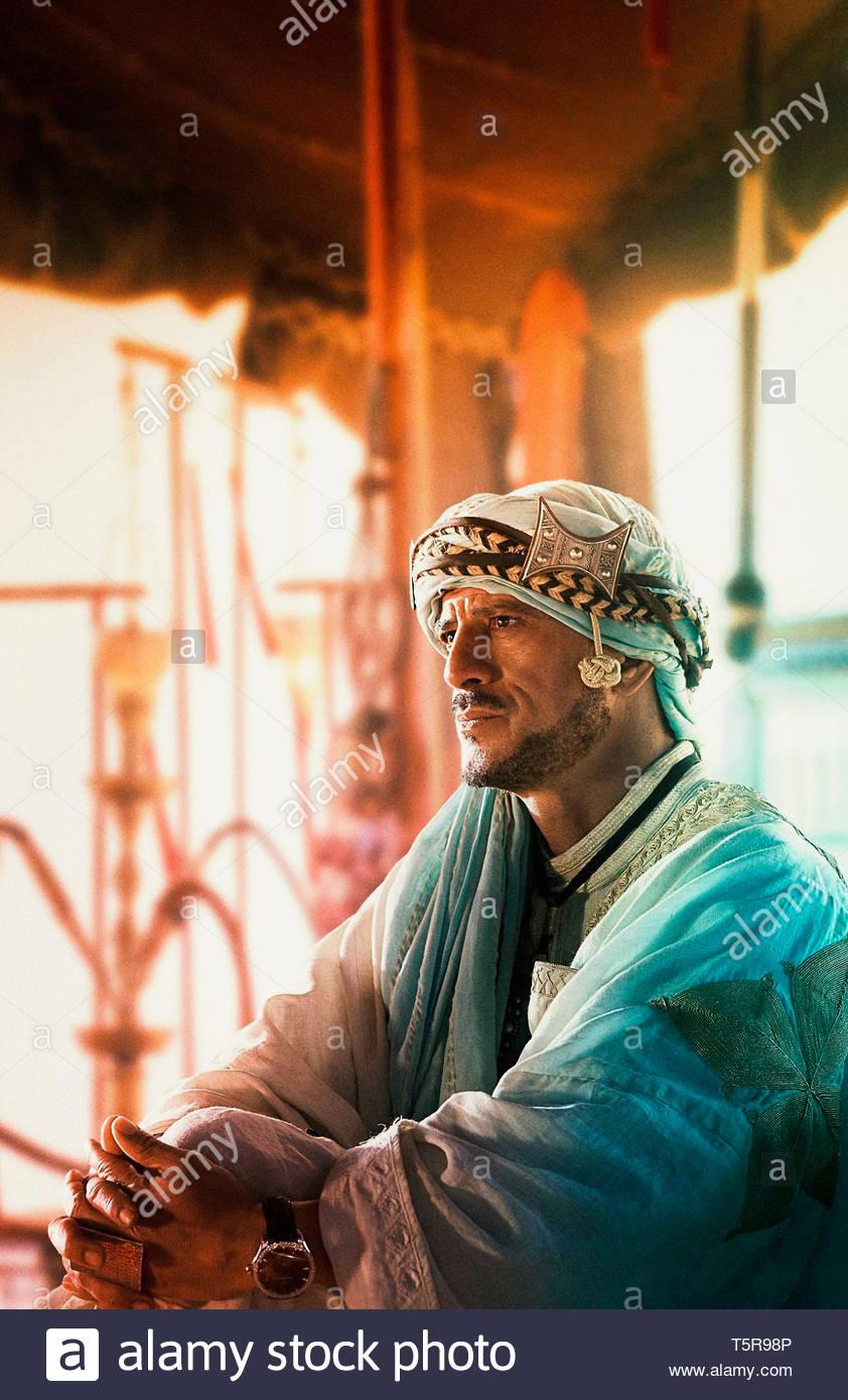 JOHN WICK PARABELLUM JOHN WICK: CHAPTER 3 - PARABELLUM 2019 de Chad Stahelski Said Taghmaoui. action; suite; sequel; sequelle d'apres les personnages - Stock Image