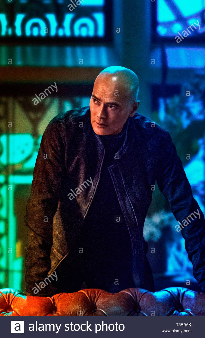 JOHN WICK PARABELLUM JOHN WICK: CHAPTER 3 - PARABELLUM 2019 de Chad Stahelski Mark Dacascos. action; suite; sequel; sequelle d'apres les personnages c - Stock Image
