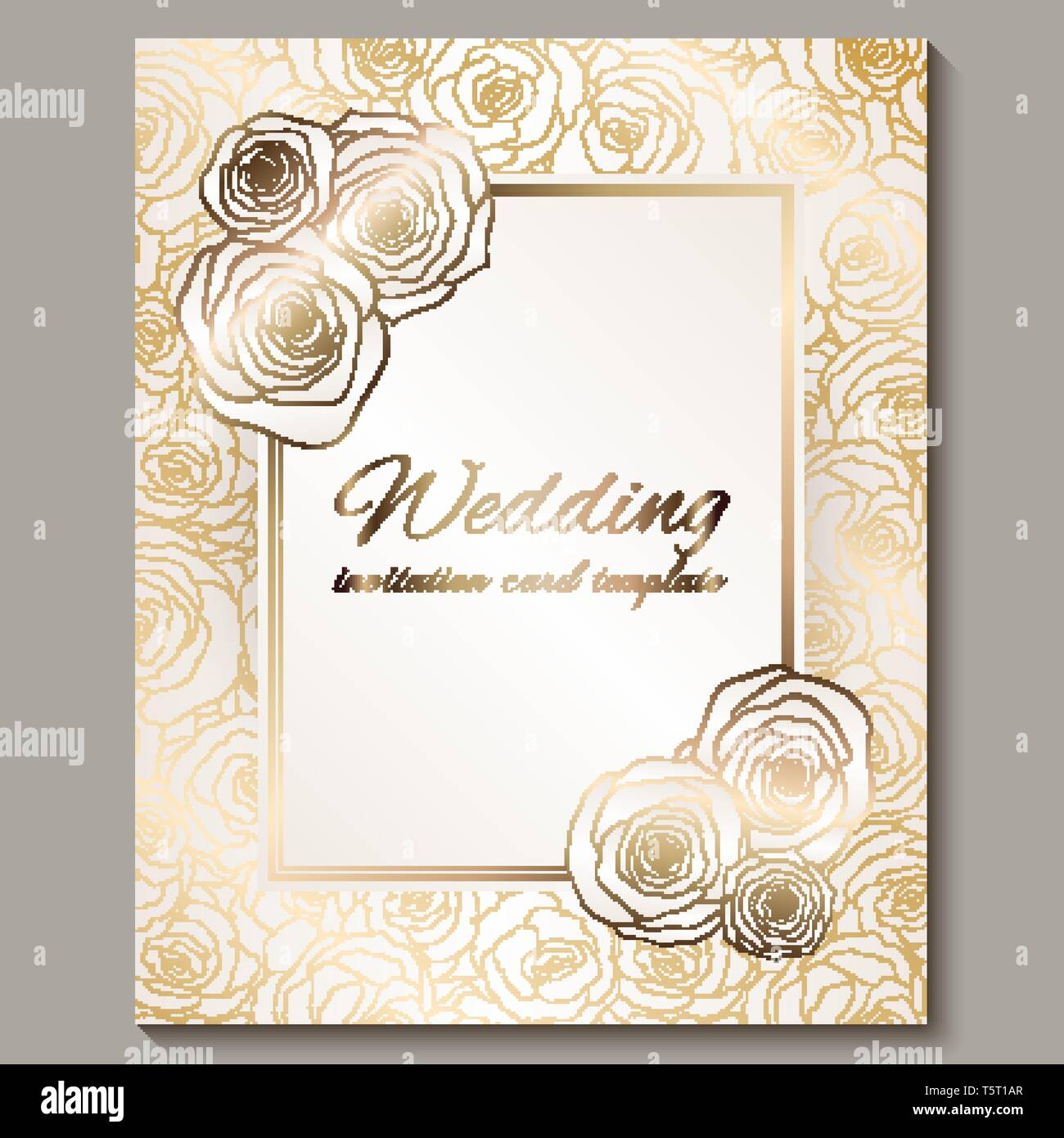luxury gold vintage wedding invitation floral background with place for text lacy foliage made of roses with golden shiny gradient victorian wallpa stock vector image art alamy https www alamy com luxury gold vintage wedding invitation floral background with place for text lacy foliage made of roses with golden shiny gradient victorian wallpa image244546367 html