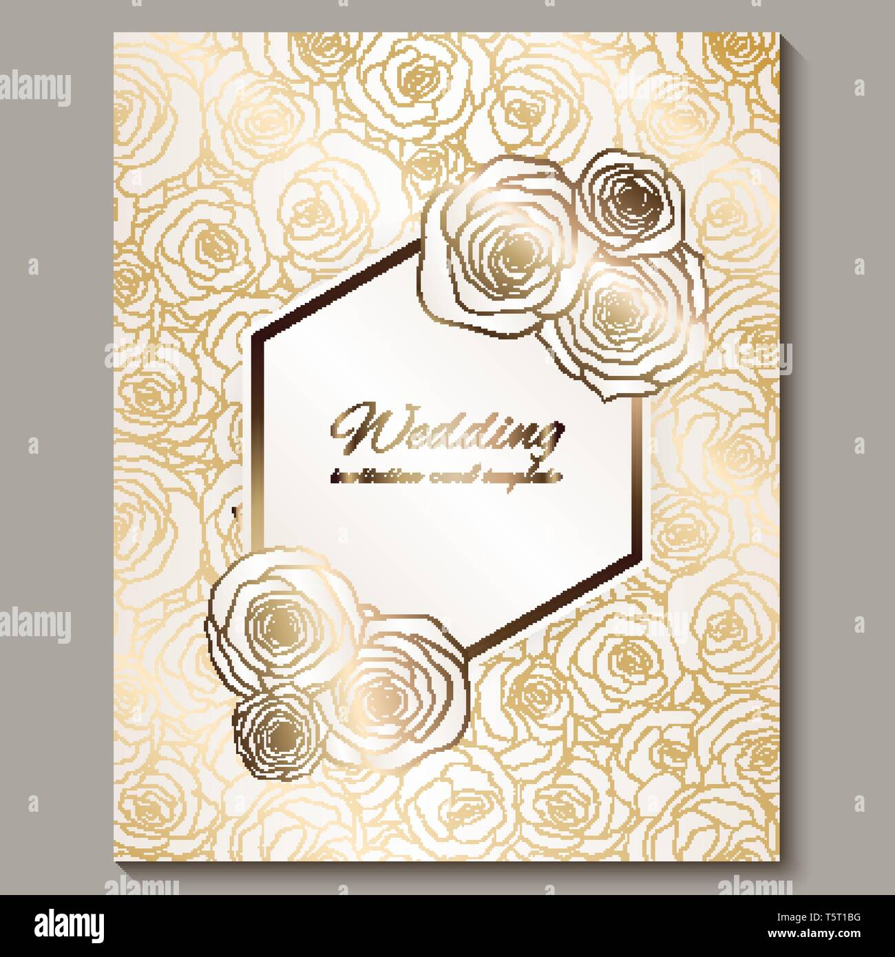 luxury gold vintage wedding invitation floral background with place for text lacy foliage made of roses with golden shiny gradient victorian wallpa stock vector image art alamy https www alamy com luxury gold vintage wedding invitation floral background with place for text lacy foliage made of roses with golden shiny gradient victorian wallpa image244546388 html