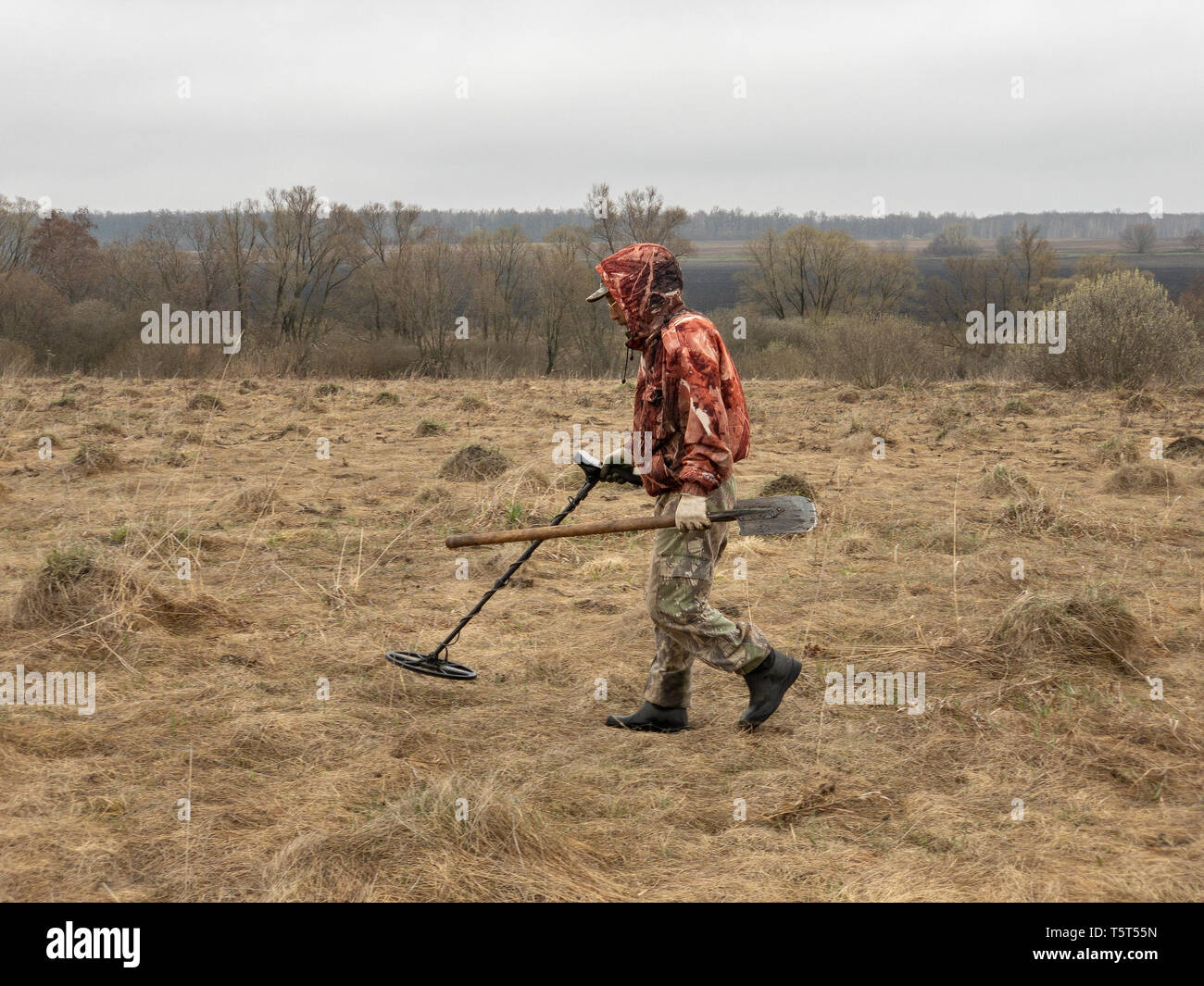 Jew Detector: Combat Metal Detector Stock Photos & Combat Metal Detector