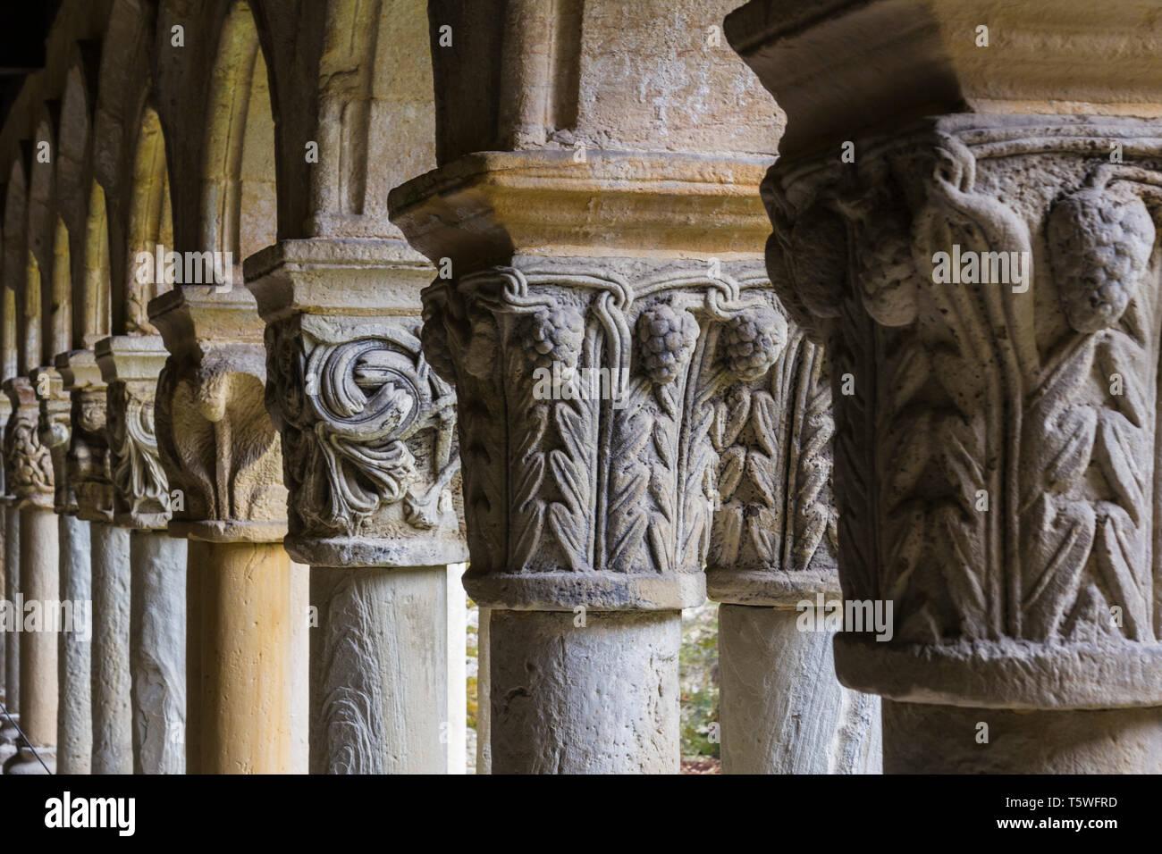 Colegiata Santillana del Mar - Stock Image