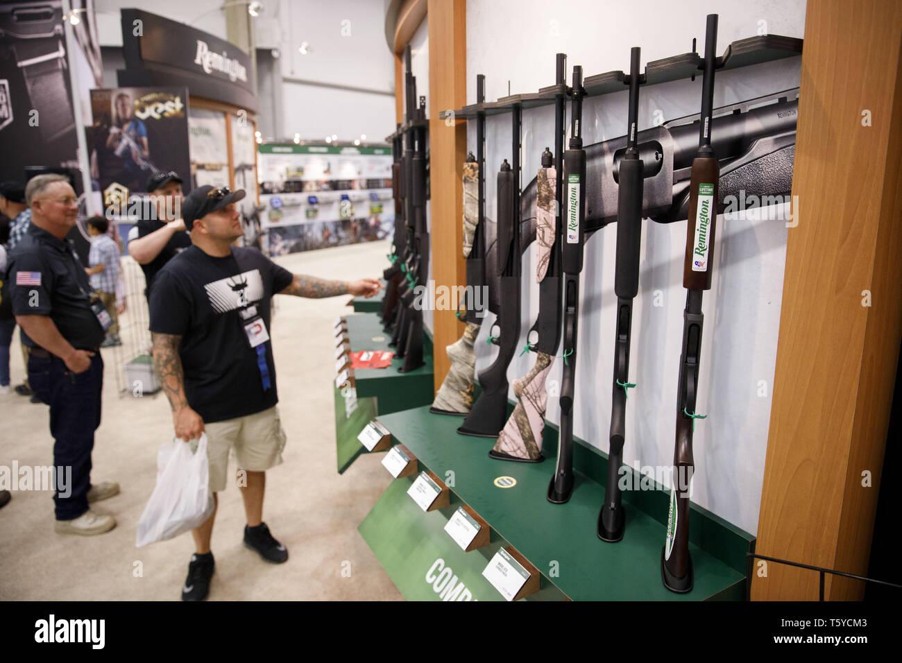 Remington Rifle Stock Photos & Remington Rifle Stock Images - Alamy