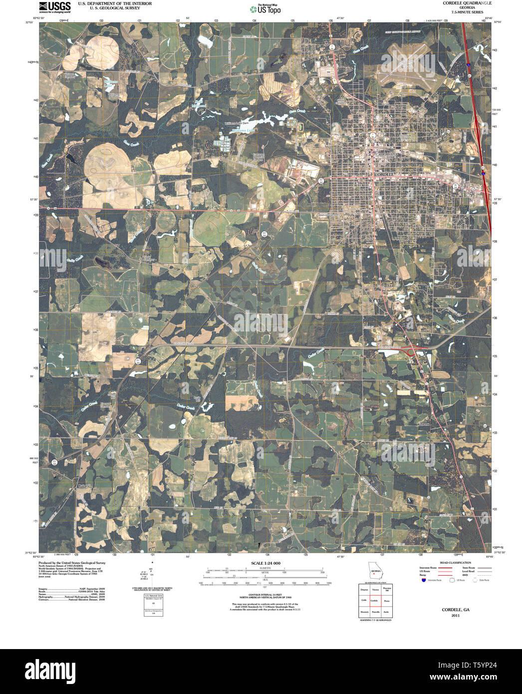 Cordele Georgia Stock Photos & Cordele Georgia Stock Images ... on chatt hills ga map, mayfield ga map, valdosta ga map, doctortown ga map, lagrange ga map, tifton ga map, whitewater ga map, alexander city ga map, shawnee ga map, ty ty ga map, florence ga map, st. marys ga map, cusseta ga map, newberry ga map, north druid hills ga map, hapeville ga map, gainesville ga map, bloomington ga map, meridian ga map, newton ga map,