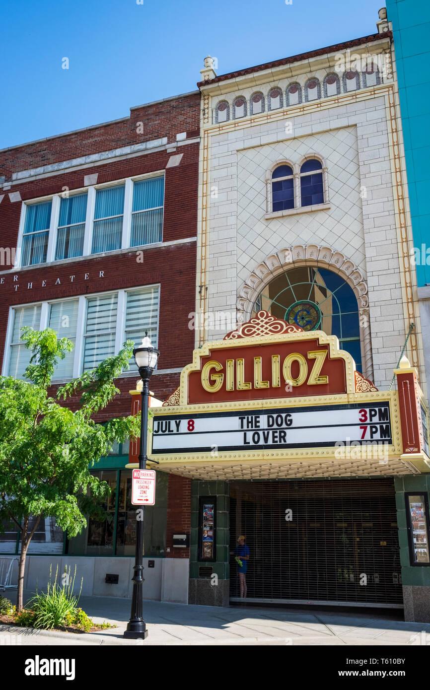 Gillioz Theatre 20 X 24