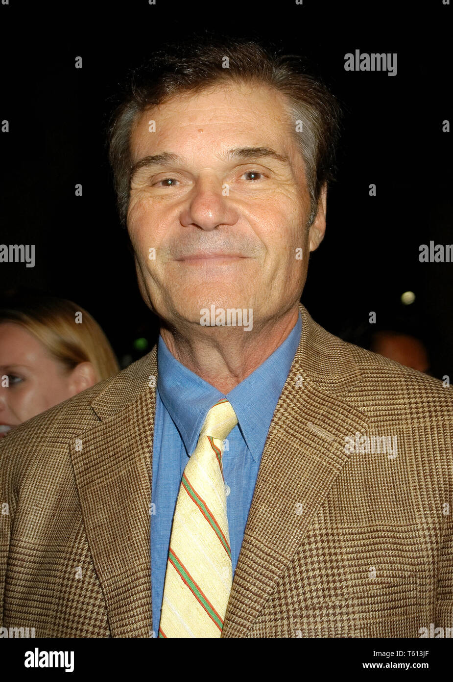 Fred Willard at the Academy of Television Arts & Sciences dinner honoring the 55th Annual Primetime Emmy Awards Nominees for Outstanding Performing Talent at Spagos in Beverly Hills, CA. The event took place on Thursday, September 18, 2003. Photo by: SBM / PictureLux  File Reference # 33790_2402SBMPLX - Stock Image