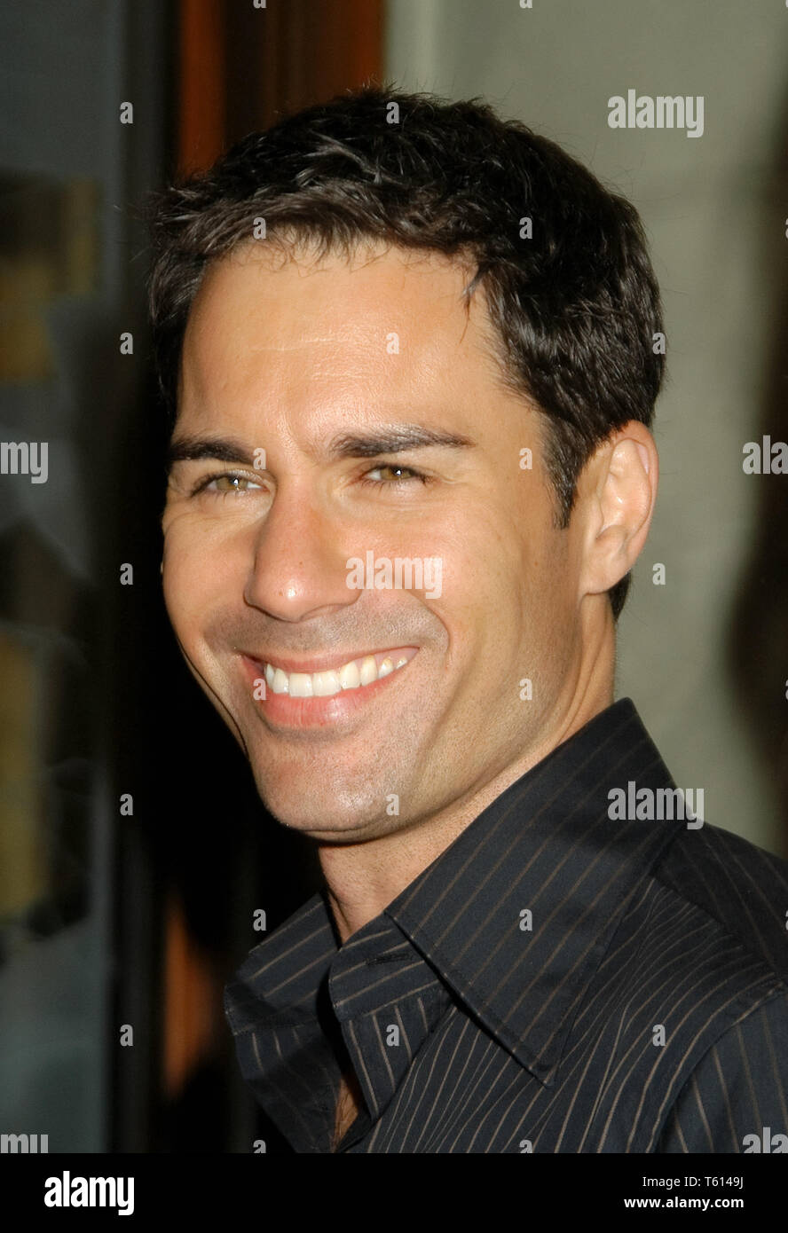 Eric McCormack at the Academy of Television Arts & Sciences dinner honoring the 55th Annual Primetime Emmy Awards Nominees for Outstanding Performing Talent at Spagos in Beverly Hills, CA. The event took place on Thursday, September 18, 2003. Photo by: SBM / PictureLux  File Reference # 33790_1881SBMPLX - Stock Image