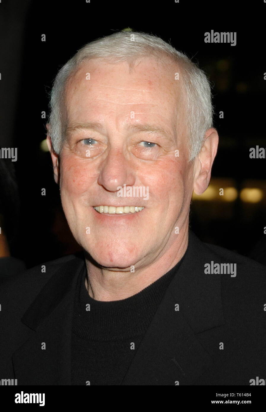 John Mahoney at the Academy of Television Arts & Sciences dinner honoring the 55th Annual Primetime Emmy Awards Nominees for Outstanding Performing Talent at Spagos in Beverly Hills, CA. The event took place on Thursday, September 18, 2003. Photo by: SBM / PictureLux  File Reference # 33790_1839SBMPLX - Stock Image