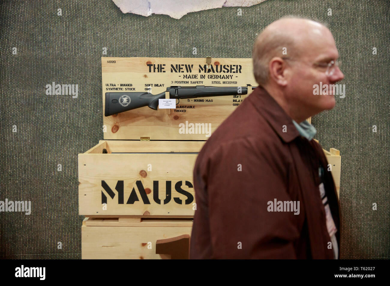 Mauser Gun Stock Photos & Mauser Gun Stock Images - Alamy