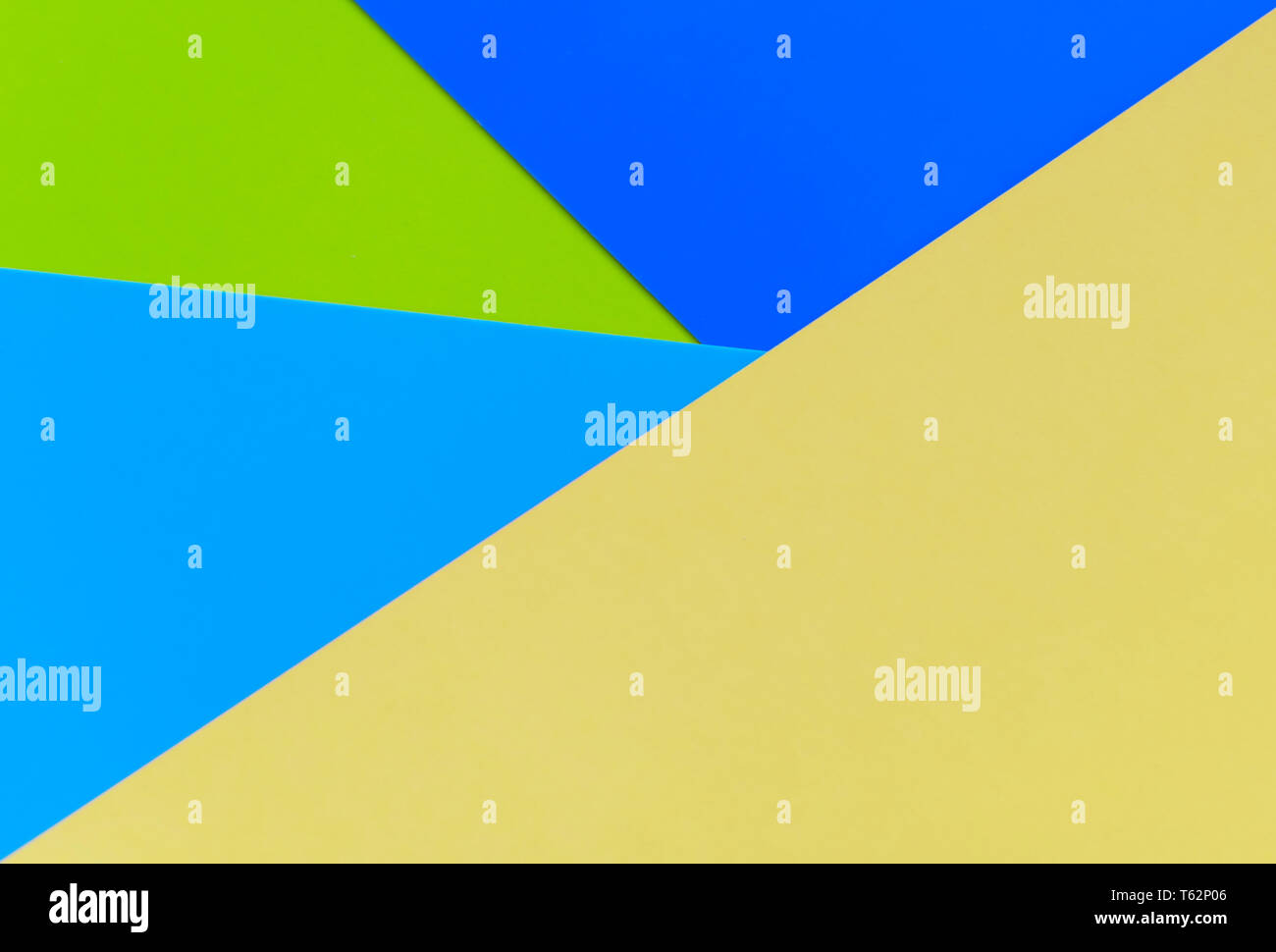 abstract paper colorful background - Stock Image