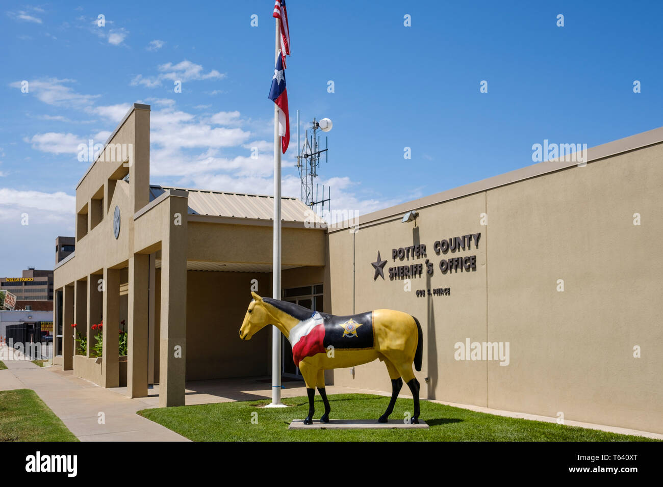County Sheriff Texas Stock Photos & County Sheriff Texas Stock